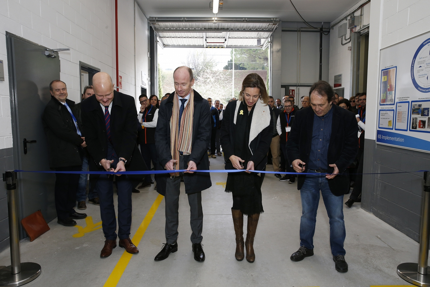 Hempel Opens Center of Excellence in Barcelona
