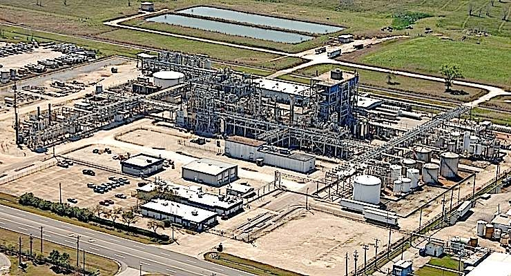 MFG Chemical To Upgrade Pasadena, TX Plant