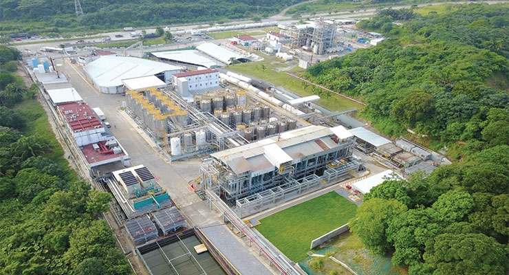 Clariant's most recent regional expansion was in Coatzacoalcos, Vera ruz State.