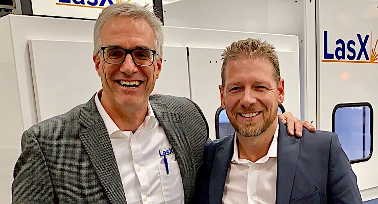 LasX welcomes Ryan Falch as new president