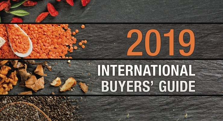 2019 International Buyers' Guide
