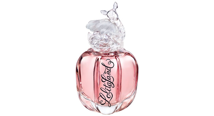 The Surlyn cap TNT Global Manufacturing achieved for Lolita Lempicka's latest fragrance for women