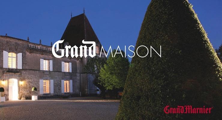 New branding for Grand Marnier