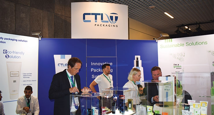 CTL Packaging stand