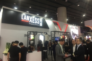 LANXESS Highlights Sustainable Products at CHINACOAT