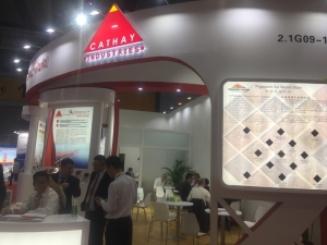 CATHAY Highlighting Range of Iron Oxide Pigments at CHINACOAT