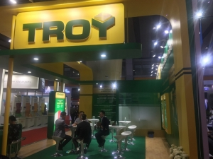 Troy to Exhibit New Technologies at CHINACOAT 2018