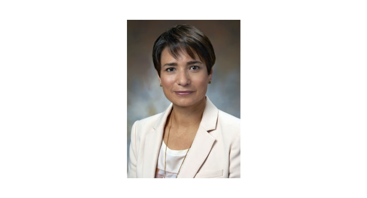 Dr. Maria Rivas. Image courtesy of Business Wire.
