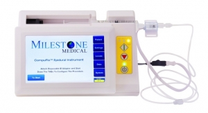 Milestone Scientific Signs U.S. Distribution Agreement for the CompuFlo Epidural System