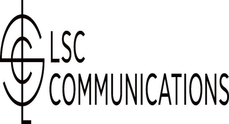 LSC Communications, The United Church of Canada Sign Supply Chain Services Agreement
