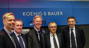 Koenig & Bauer Duran Formed
