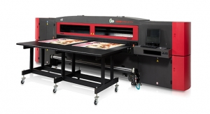 Bourgeois Publicité Adds EFI VUTEk LED Hybrid Printer