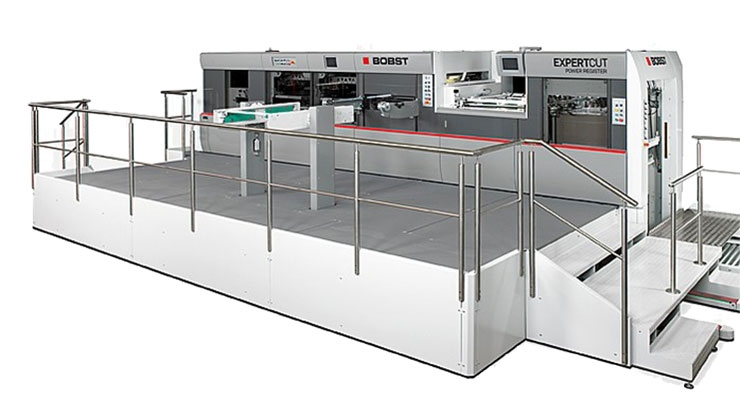 DISC Adds New Bobst 106 Per Die Cutter