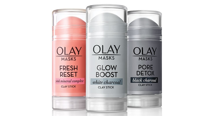 Olay Takes the Mess Out of Masks