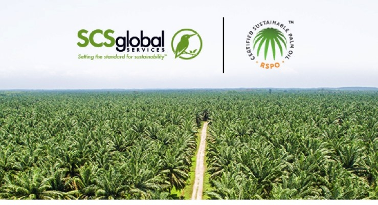 SCS Global Services Achieves RSPO Landmark