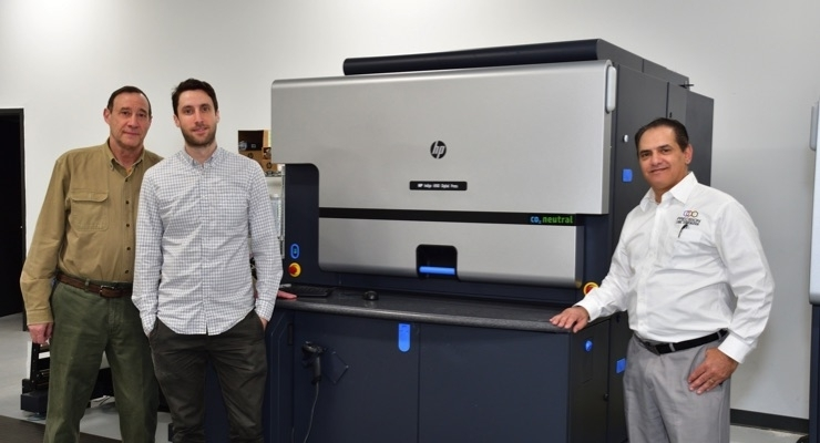 Precision Label Adds HP Indigo 6900 Press