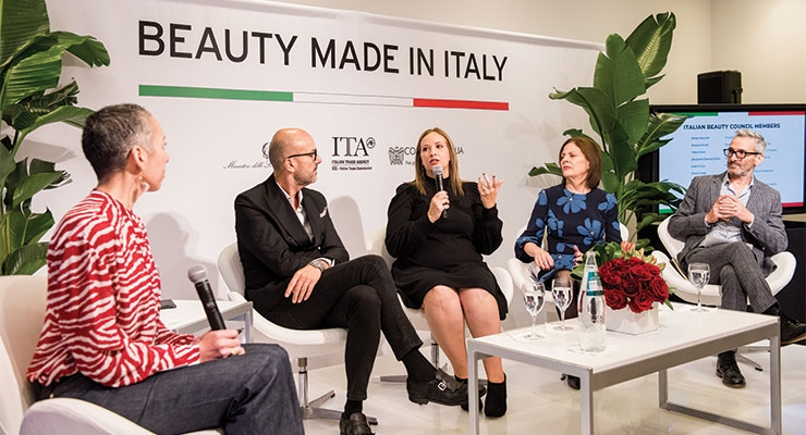 'Beauty Made in Italy'