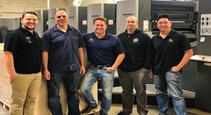 All American Label Enters Packaging Market with Three Heidelberg Machines