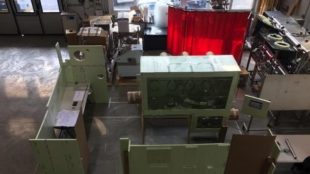 HPAPI Equipment Advances