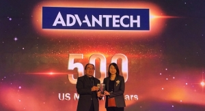 Advantech Ranks Among Taiwan's Top 5 Global Brands for First Time