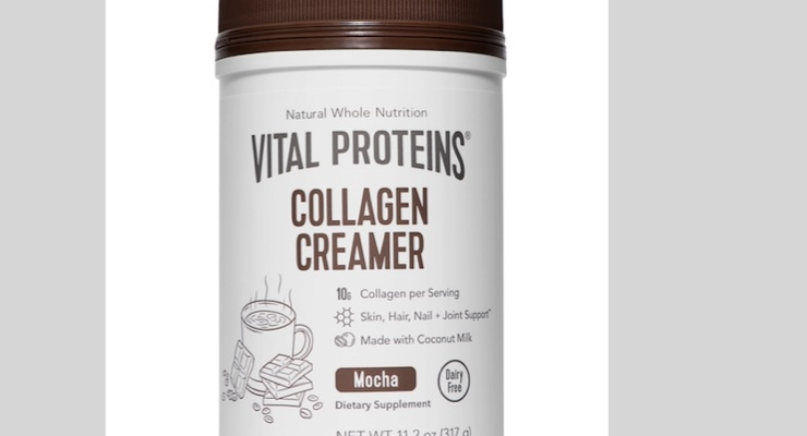Collagen Creamer Adds Flavor
