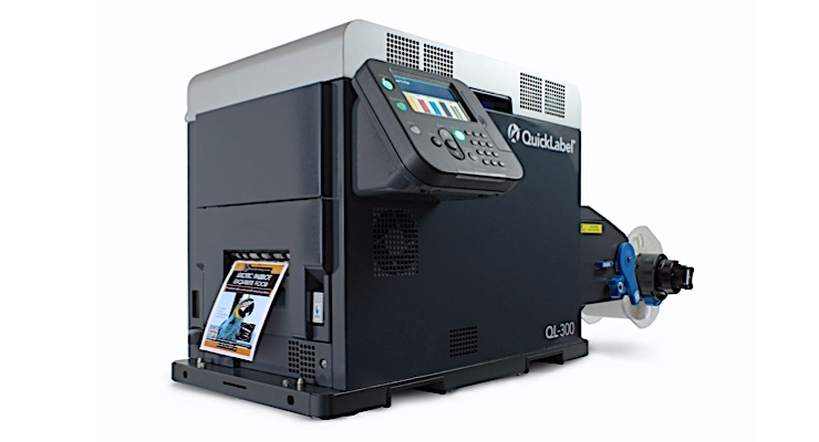 AstroNova unveils 5-color label printer