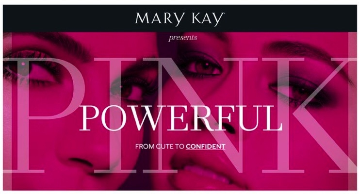Mary Kay Thinks Pink in NYC