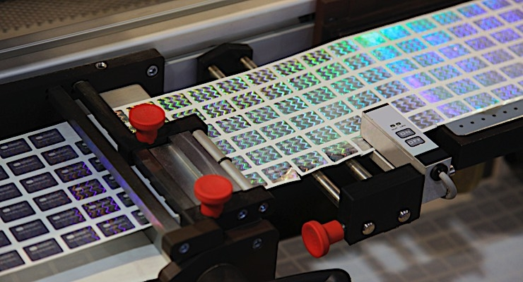 H.B. Fuller launches new product at Labelexpo India