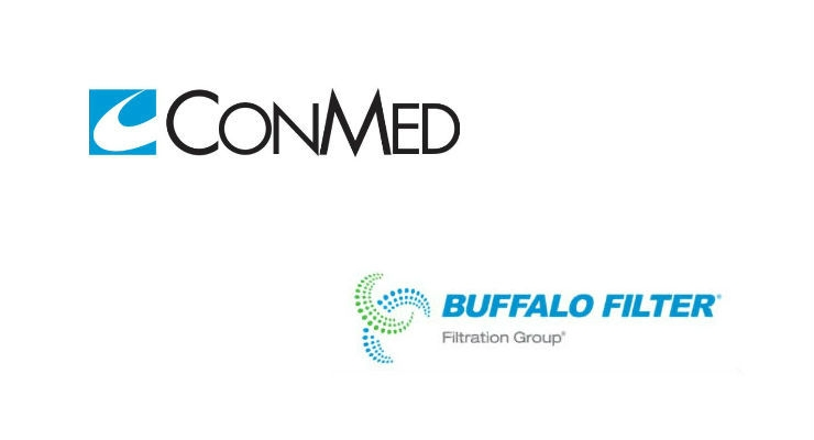 CONMED Corp. to Acquire Buffalo Filter for $365M