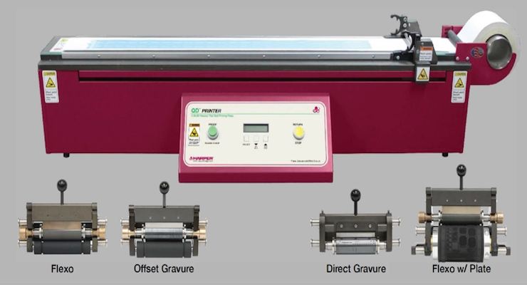 Harper Corporation of America Adds QD Printer to Flatbed Equipment Offerings