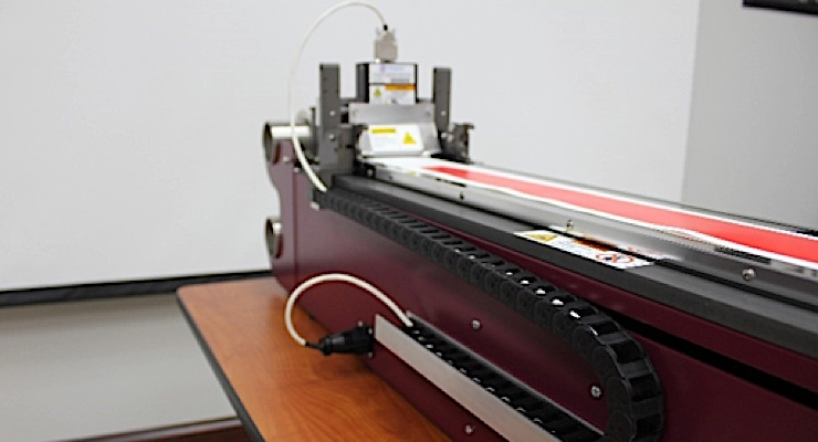 Harper Corp. introduces QD printer