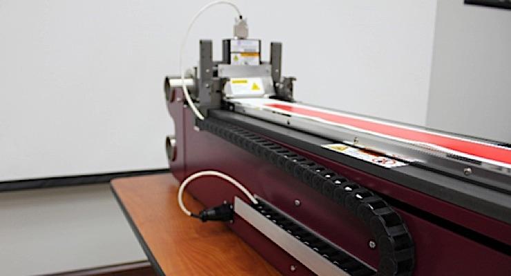 Harper Corp. introduces QD printer