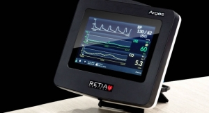 Retia Medical's Argos Cardiac Output Patient Monitor Cleared