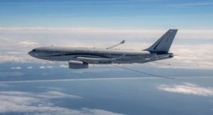 AkzoNobel Aerospace Coats French Air Force Tanker Aircraft