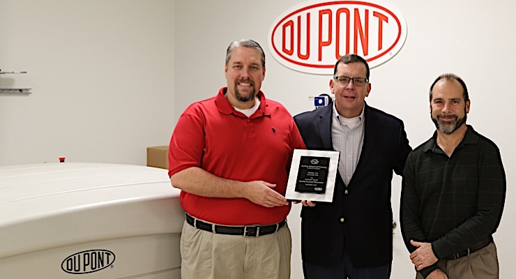 Haney receives DuPont Cyrel Quality Assured Platemaking certification