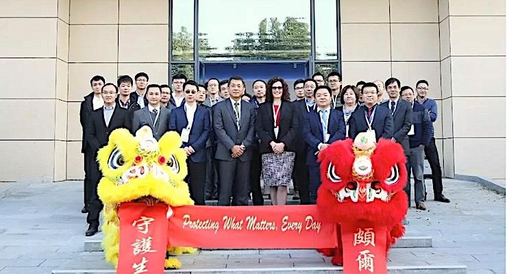 Pall Corp. Establishes Biotech CoE in Shanghai