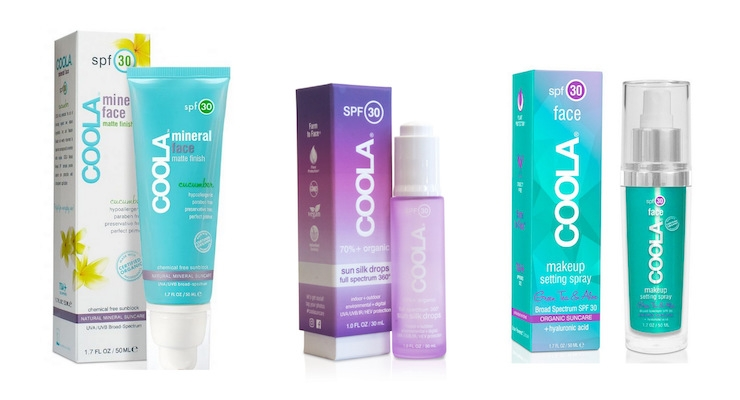 Coola features natural, organic, and eco-conscious ingredients in its suncare products.