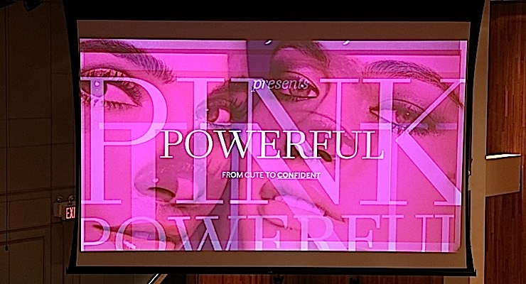 The Power of Pink