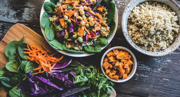 Consumer Interest in Plant-Based Nutrition Flourishes