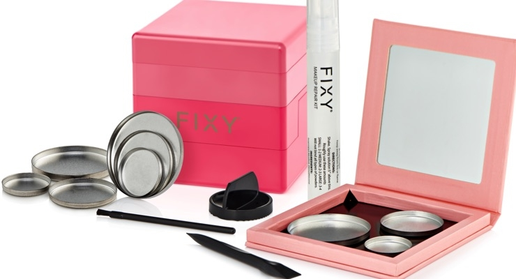 Fixy can recreate a cosmetic in a jiffy