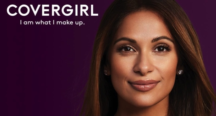 CoverGirl Taps Sangita Patel for Simply Ageless Line