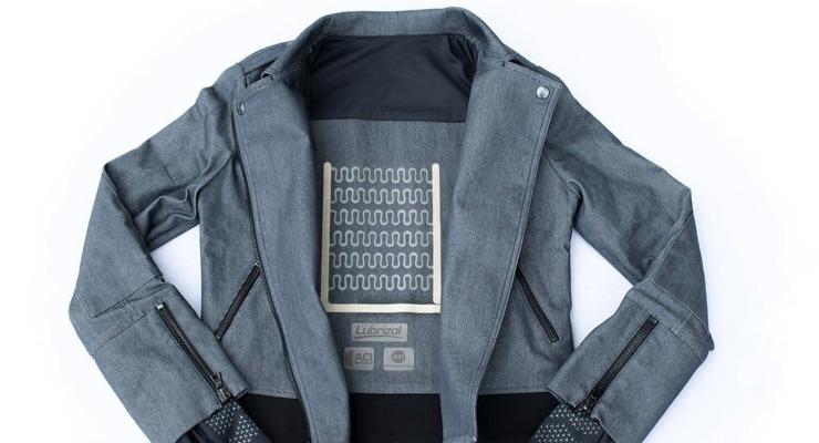 The Multi-Tech Commuter (MTC) Jacket. Source: Lubrizol.