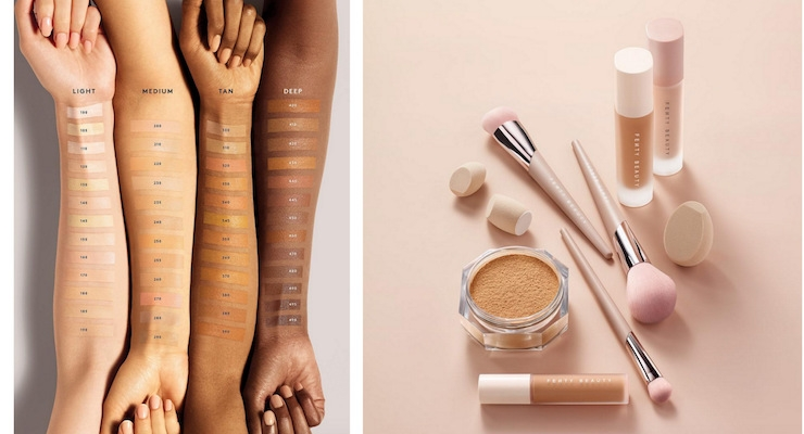 Fenty To Launch 50 Shades of Concealer