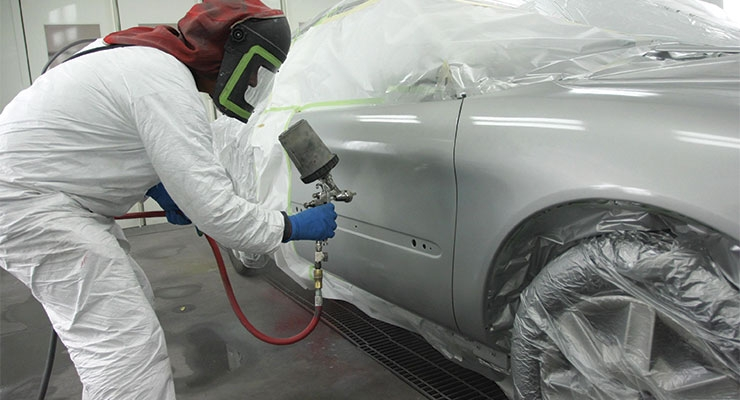 Russian Automotive Industry Seeking  Domestic Coatings