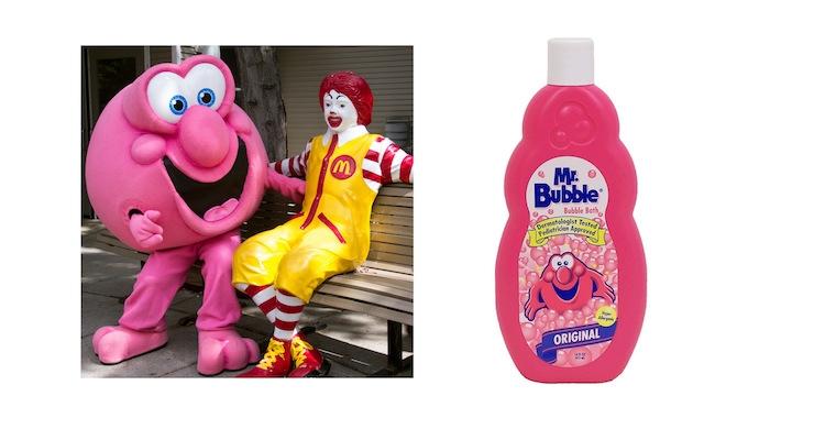 Mr. Bubble Celebrates Families at Ronald McDonald House