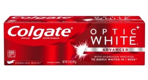 Colgate Optic White Earns ADA Acceptance