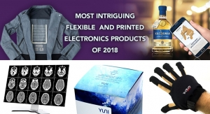 Most Intriguing Flexible and Printed Electronics Products of 2018