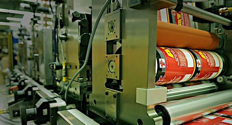 Jet Label & Packaging invests in one-pass RFID insertion