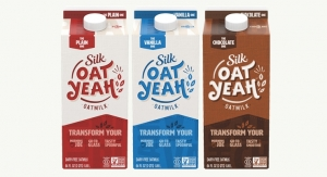 Silk Launches Non-Dairy Oatmilk