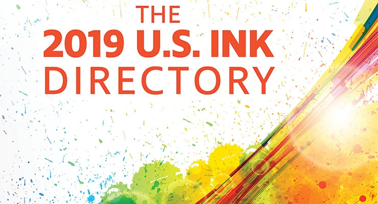The 2019 US Ink Directory